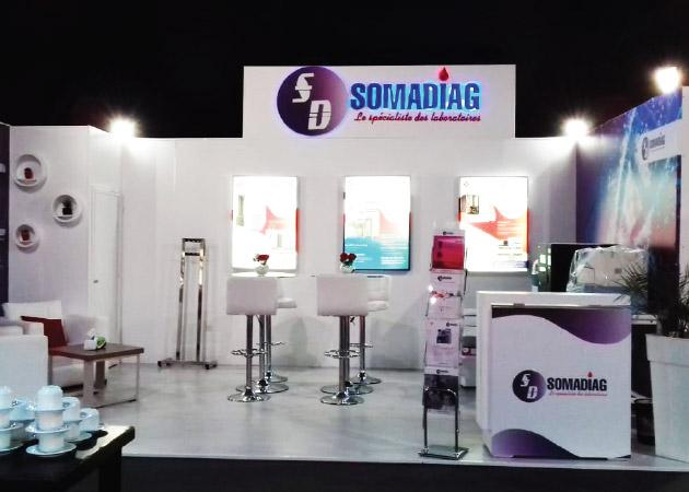 Stand Somadiag